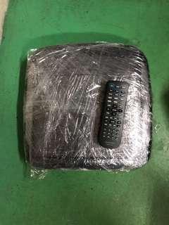 ODYSSEY roof alpine DVD Player monitor