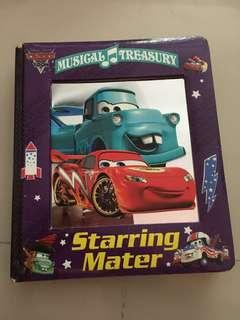 The cars - starring Mater