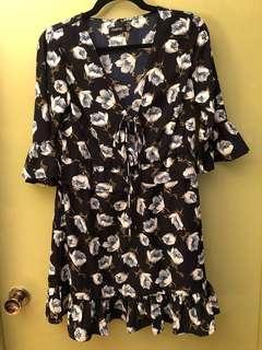 Boohoo Tea Dress