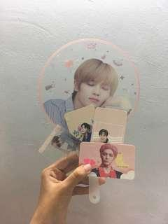 NCT Taeyong fansupport kit