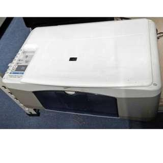 HP Deskjet F380 Printer Scanner Copier