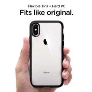 Spigen iPhone XS Max Case Ultra Hybrid