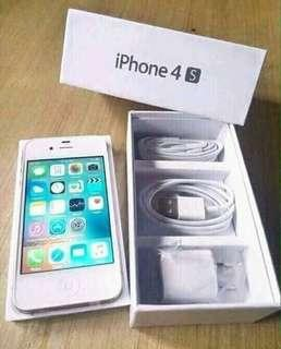 iphone 4s 16 gb FU
