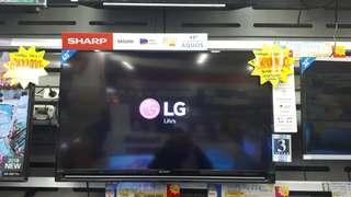 Kredit LED TV Sharp LC40SA5200