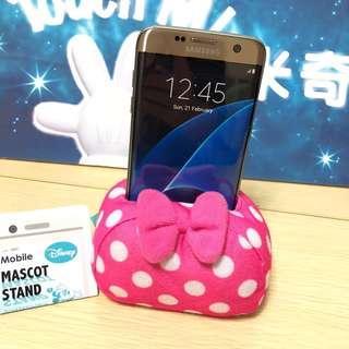 《日本直送》Disney Minnie 米妮 電話座 手機座 Phone stand 廸士尼 房間 辦公室 屋企