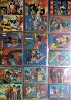 Looking for Pinoy 90s Halfsize Teks Vintage Cards