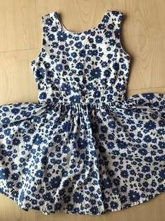 Mothercare floral twirl dress