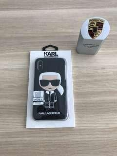 Ready Stock Karl Lagerfeld Iphone X Case