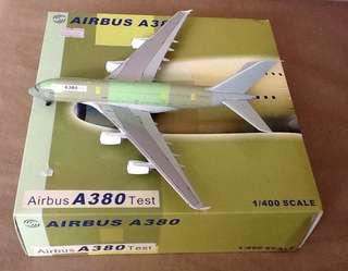 AIRBUS A380 (TEST) SCALE-1:400