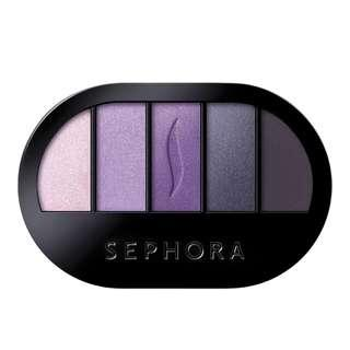 colorful 5 eyeshadow by sephora