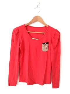 GUCCI Long Sleeve Pinky