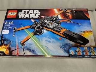 Lego 75102 Poe's X-wing Fighter