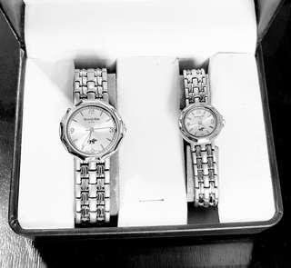 Beverly Polo Couple Watch Set