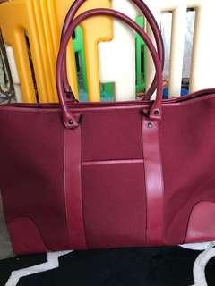 Large Travel Tote LL Bean