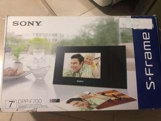 Sony Photo frame printer
