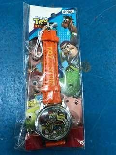 BNIP! Official Disney Licensed Toy Story Buzz LightyearKids Watch