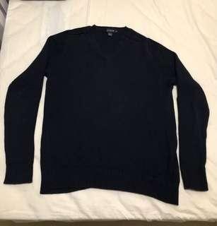 J-CREW 男性針織毛衣M號