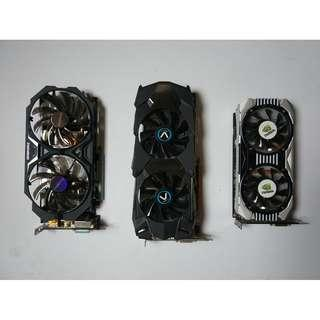 Some GPUs for Sale