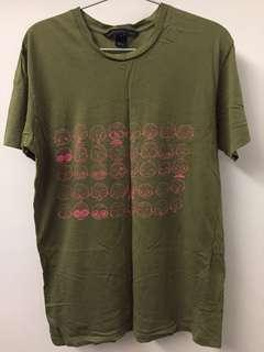 Marc by marc jacobs tee (size: s)