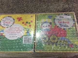 BNIP Usborne baby's first cot book