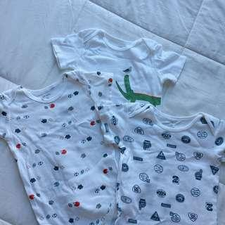 Carters Onesies and Pants Bundle!