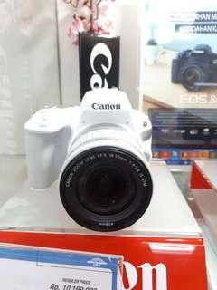 Kamera Canon Eos 200d DSL MURAH (Kredit 3 Menit Tanpa CC)