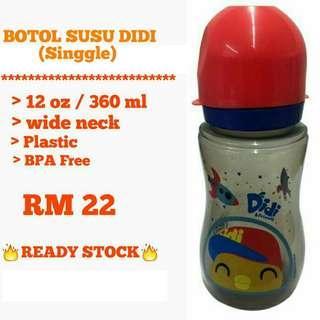 Botol Susu Didi 12 oz