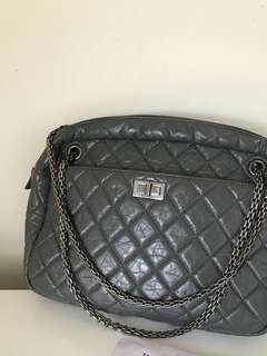 Auth Chanel Reissue camera bag