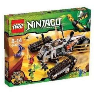 Lego 9449 -  Ninjago Ultra Sonic Raider