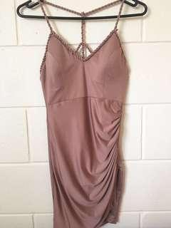 Chiffon boutique dress