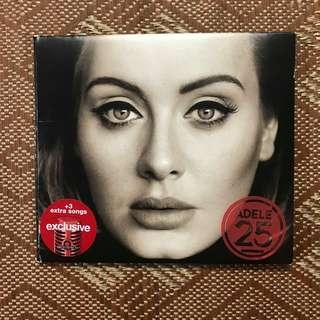 ADELE - 25 CD - TARGET EDITION