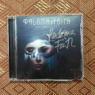 Paloma Faith - The Architect signed edition
