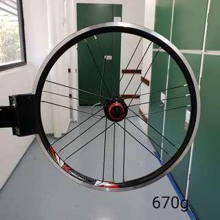 Litepro Ultralite Kfun 406 20inch Wheelset