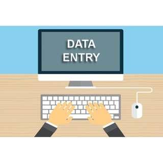 Data Entry Service at cheapest rates