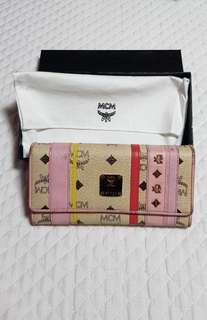 Authentic MCM Wallet