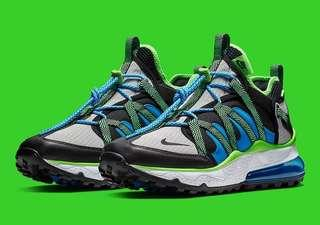 Nike Air Max 270 Bowfin Green Multicolor 362dfbeb0