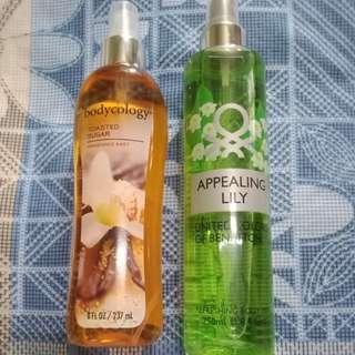 Fragrance Mist bundle