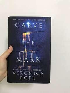 Carve the mark ( hardcover )