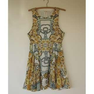 Alice McCall Orange Blossom Dress 10