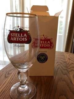 Stella Artois x Wimbledon Beer Glass