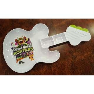 Hard Rock Roxtars Kids Plate