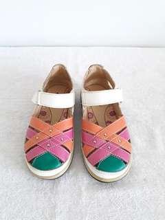Sepatu anak JJ Kids size 28
