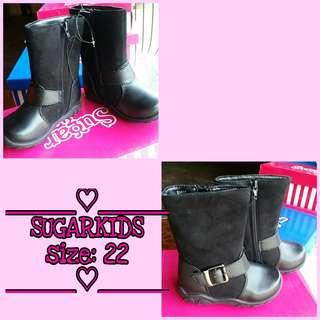SUGARKIDS BOOTS MALL PULL OUT