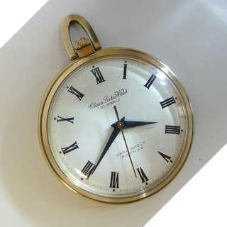 Vintage Citizen 21-J Para Shock Phynox pocket watch, excellent condition !