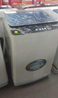 Mesin cuci dast 8.5kg bisa di kredit hanya dengan biaya awal 200rb