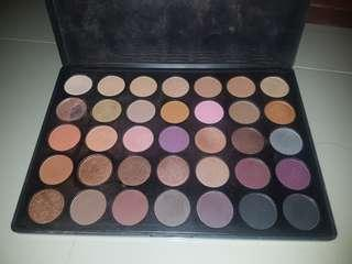 AUTHENTIC Morphe Eye Shadow Palette 35W