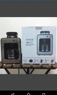 Siroca 自動研磨咖啡機  換  I Phone 6↑手機