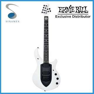 Ernie Ball Music Man Majesty Glacial Frost