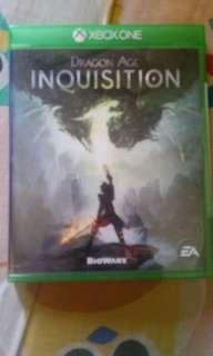 Xbox One Games Inquisition