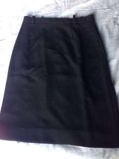 Black Skirt Office